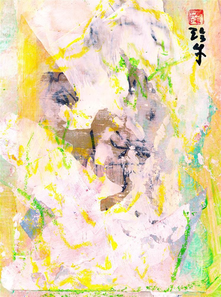 """La Vida Abundante"" original fine art by Janet Gunderson"