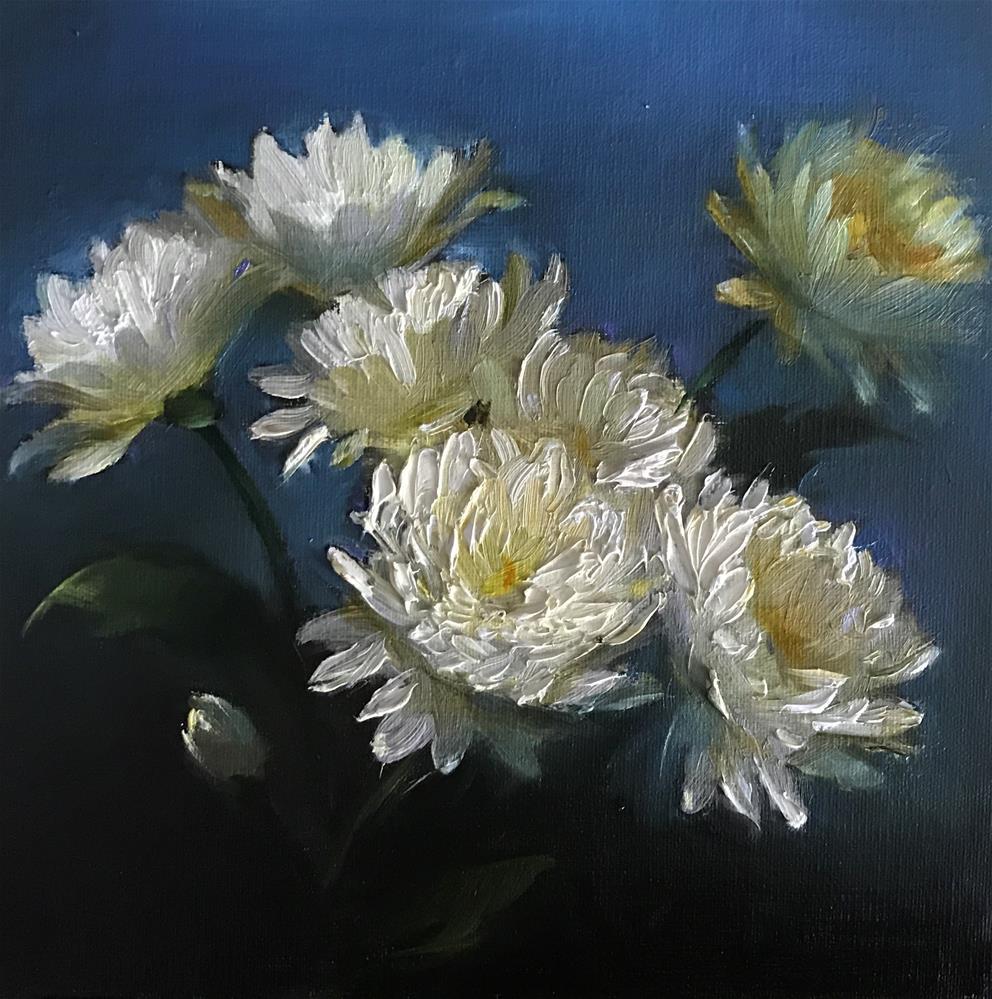 """""""Radiance"""" original fine art by Regina Lyubovnaya"""