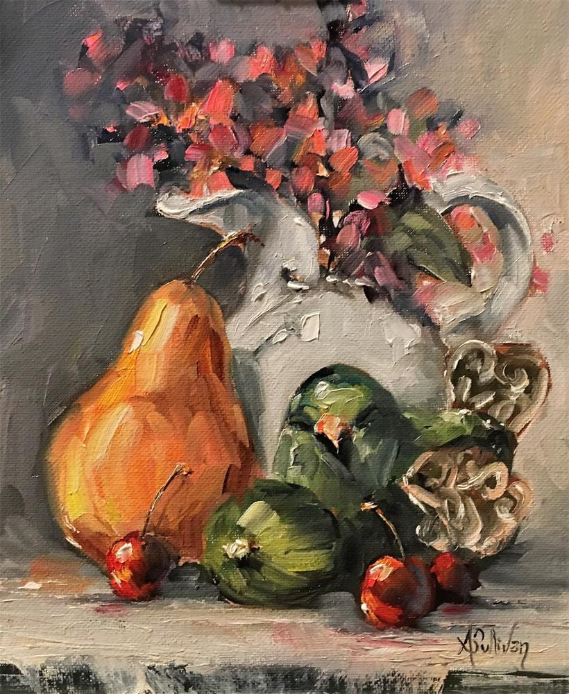 """""""Bye Bye Birdie still life by Alabama Artist Angela Sullivan"""" original fine art by Angela Sullivan"""