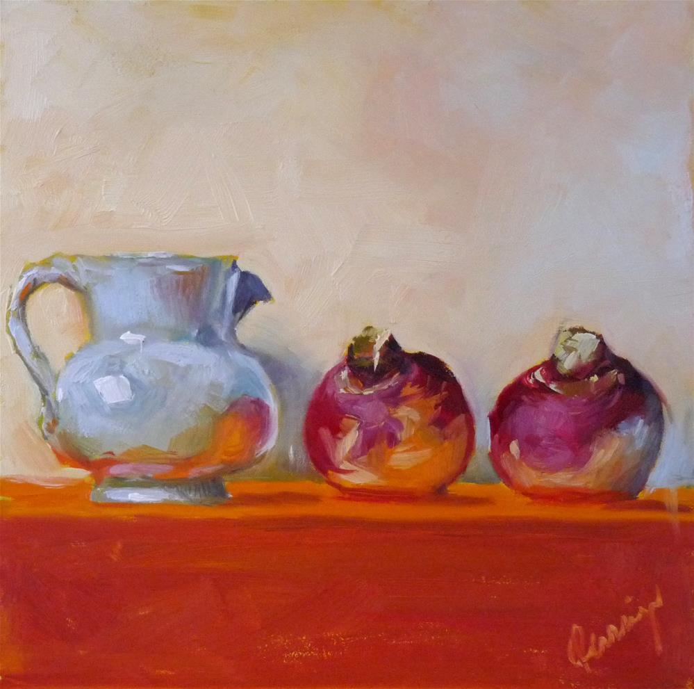 """Common 4"" original fine art by Sharman Owings"