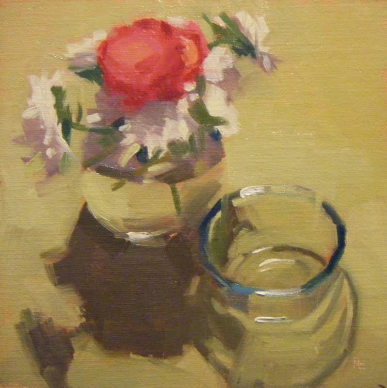 """""""ASTORS"""" original fine art by Helen Cooper"""