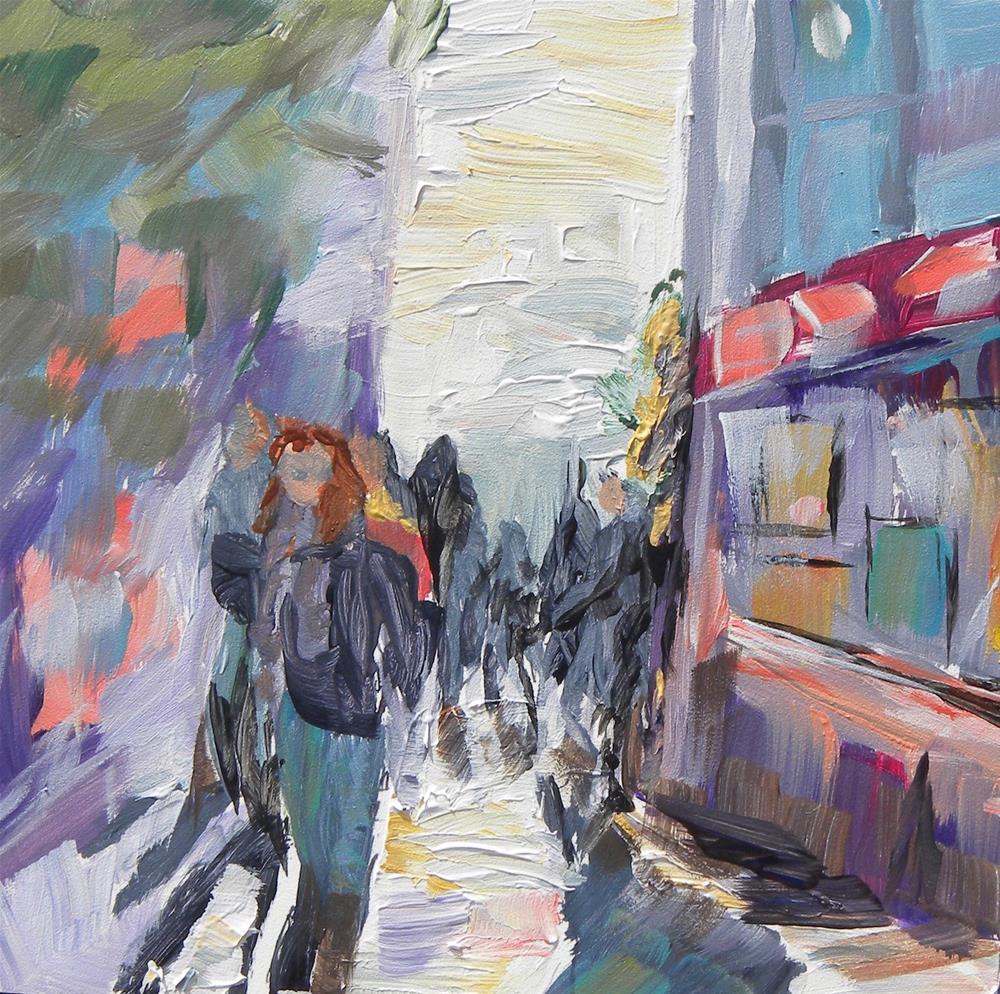 """Nulu Gallery"" original fine art by cheryl buhrman"