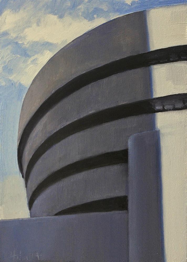 """""""Below the Curve"""" original fine art by Ski Holm"""