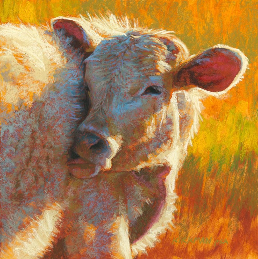 """Ivory Light"" original fine art by Rita Kirkman"