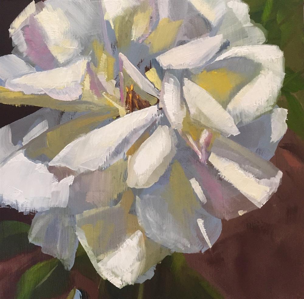 """Rose"" original fine art by Gary Bruton"