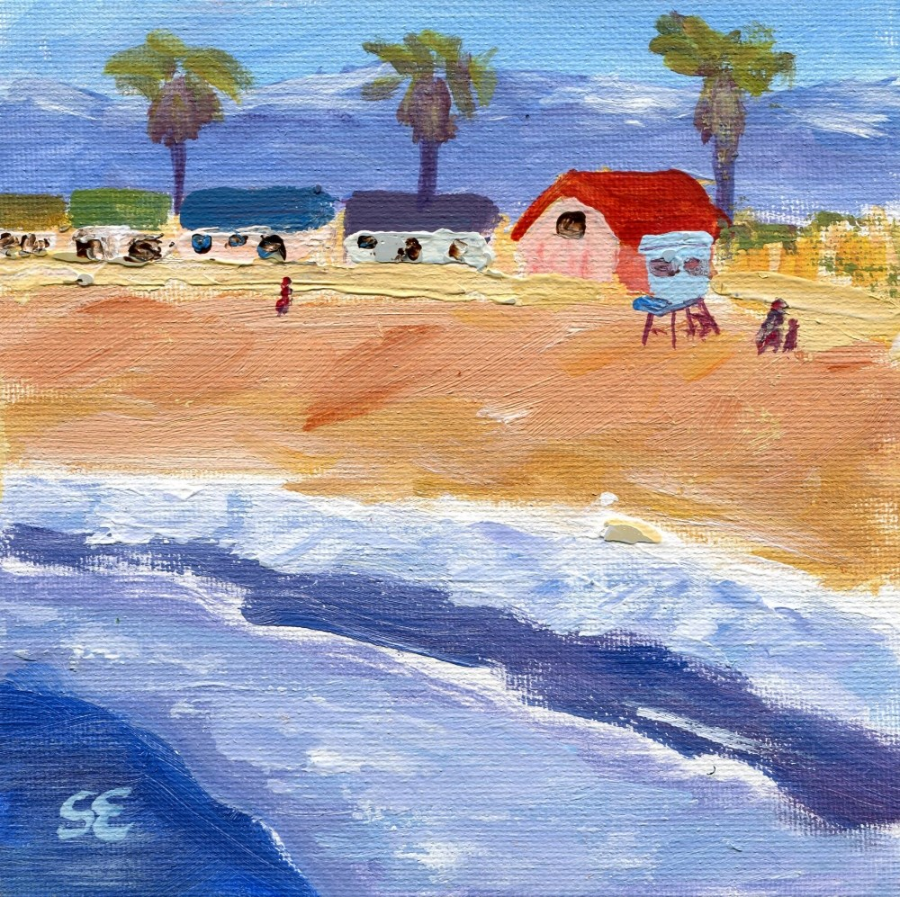 """Off Season"" original fine art by Stanley Epperson"