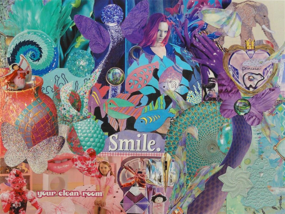 """Zoe's World"" original fine art by Cynthia Frigon"