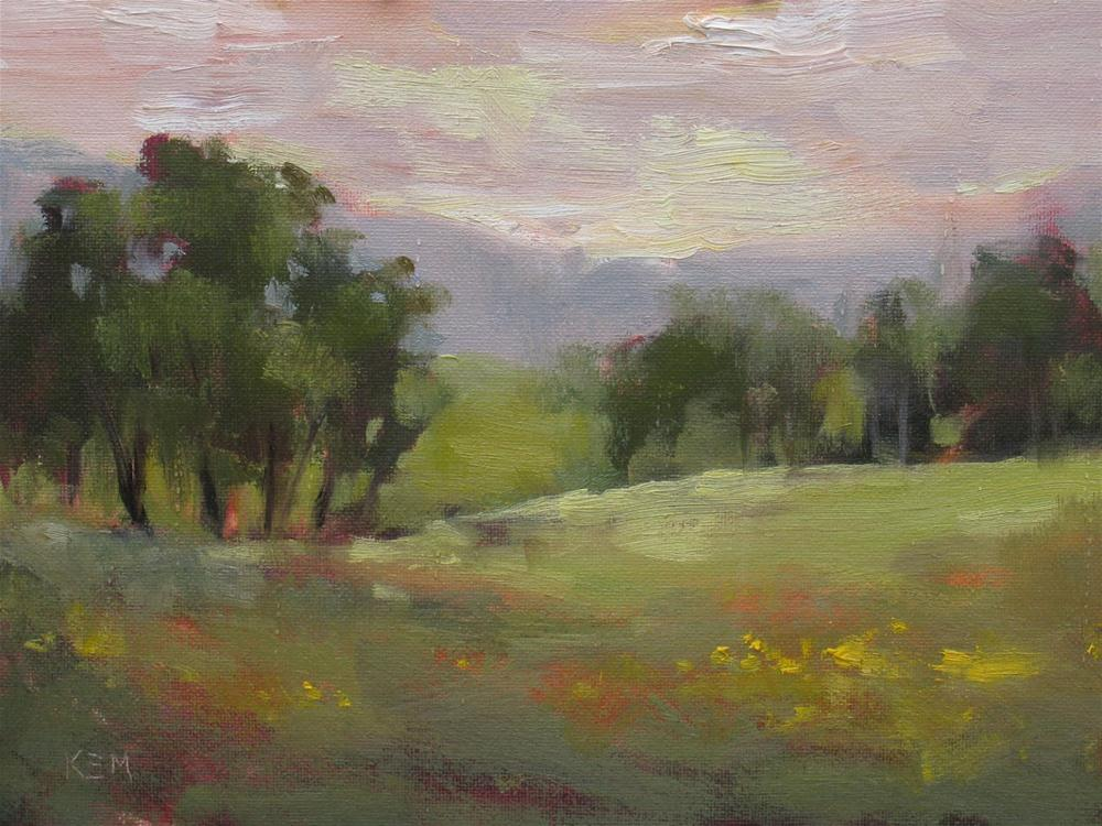 """Tips for a Successful Plein Air Paint-out Experience"" original fine art by Karen Margulis"