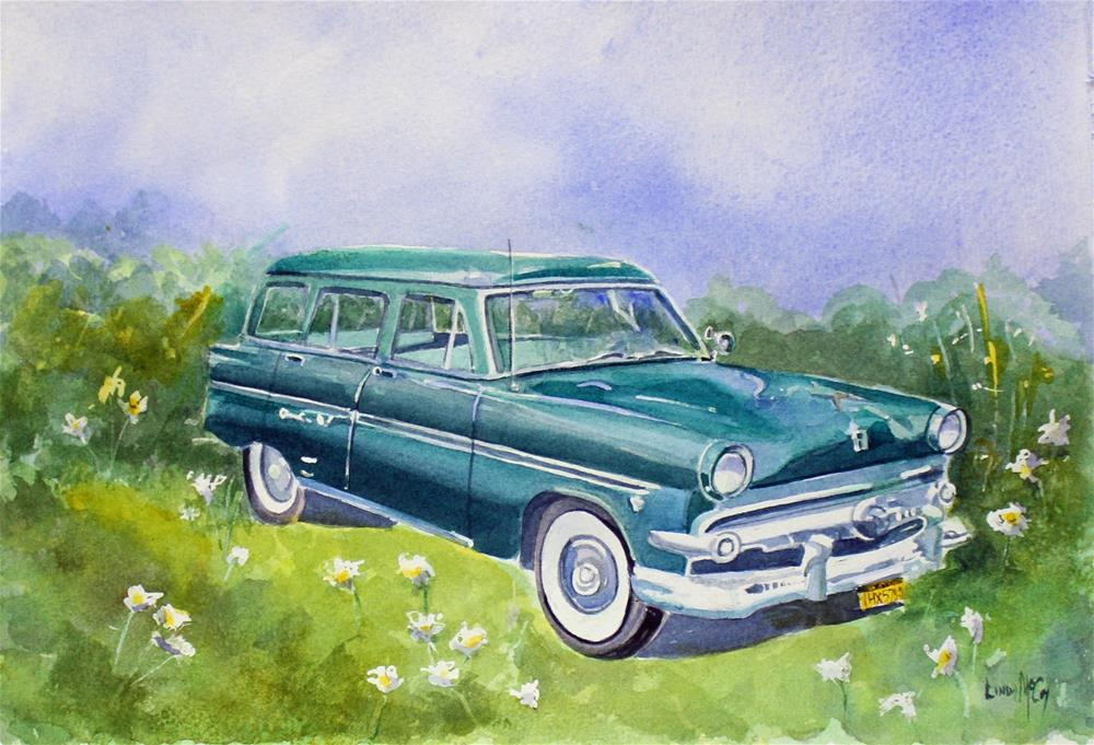 """Life Is But a Dream"" original fine art by Linda McCoy"