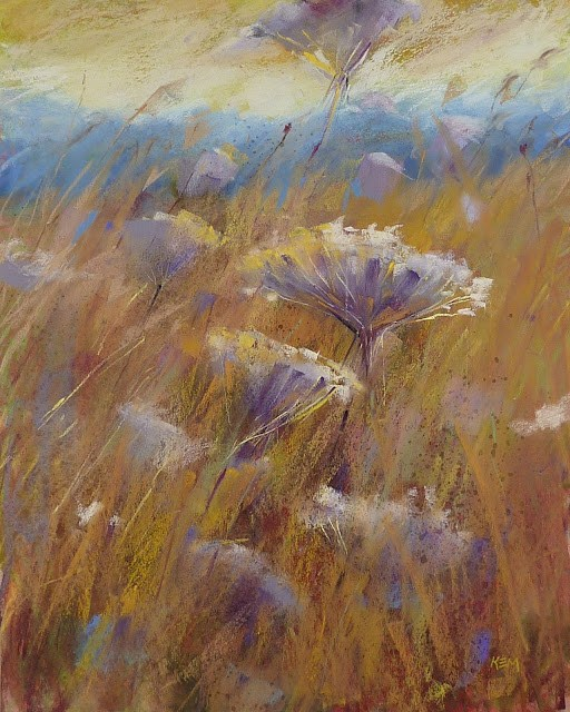 """Pastel FAQ ...Favorite Pastel Paper"" original fine art by Karen Margulis"