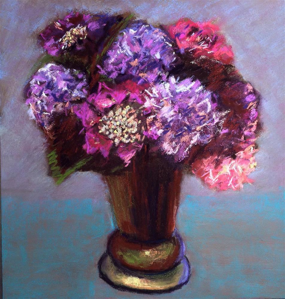 """Ode to Juno"" original fine art by Cristine Kossow"