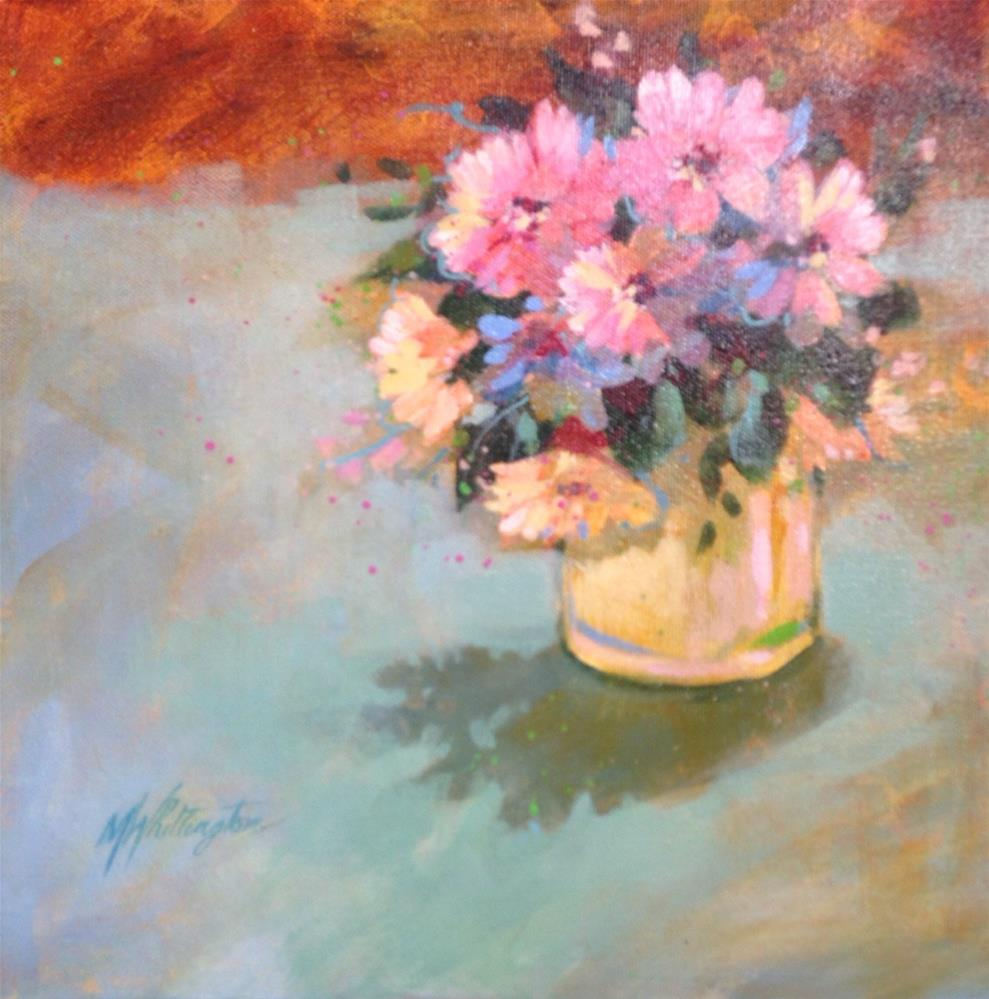 """Floral Bouquet"" original fine art by Margie Whittington"