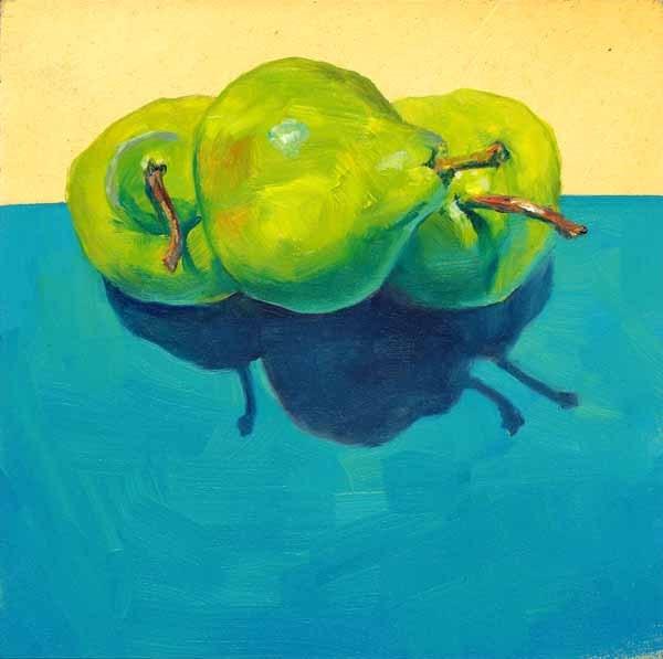 """It's All About Balance"" original fine art by Brenda Ferguson"