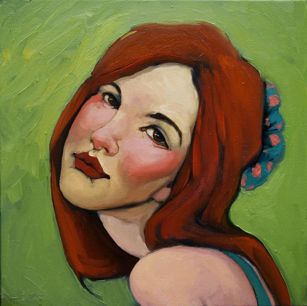 """The Long Way Back"" original fine art by Kayleen Horsma"