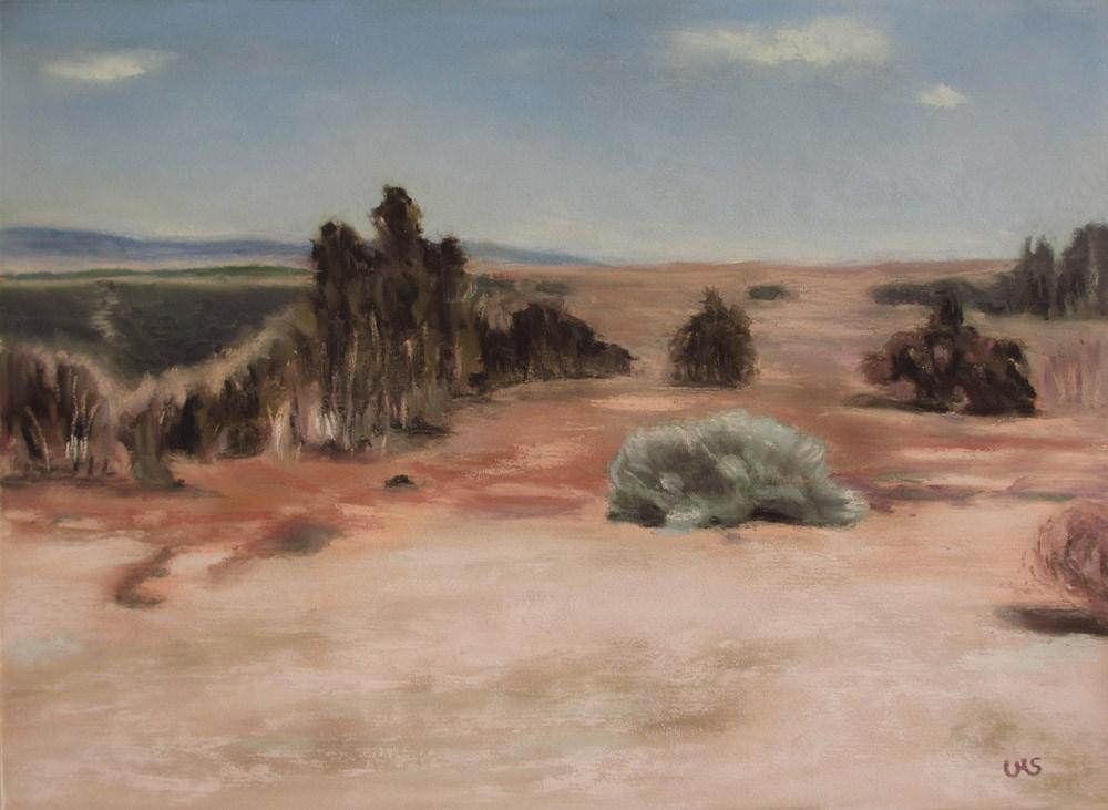 """""""Dry Ppoint"""" original fine art by Ulrike Miesen-Schuermann"""