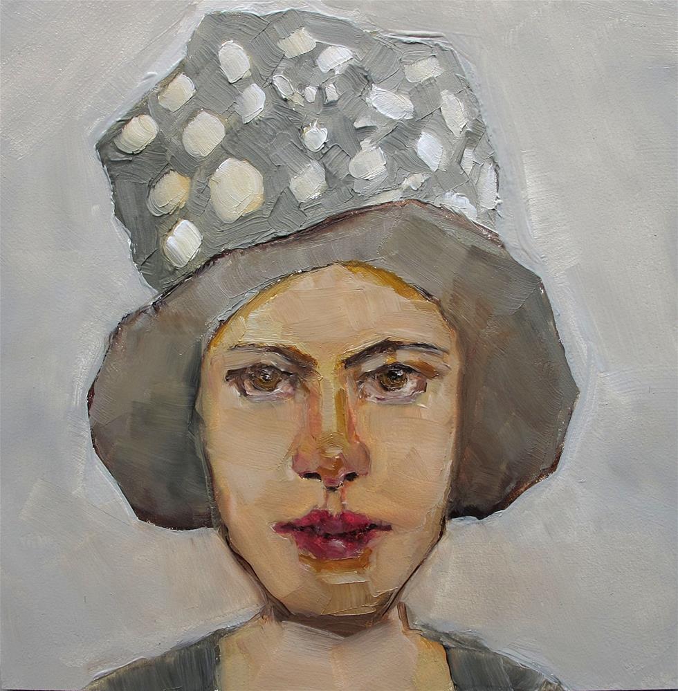 """""""FOR: Lynette Linquist"""" original fine art by Colette Davis"""