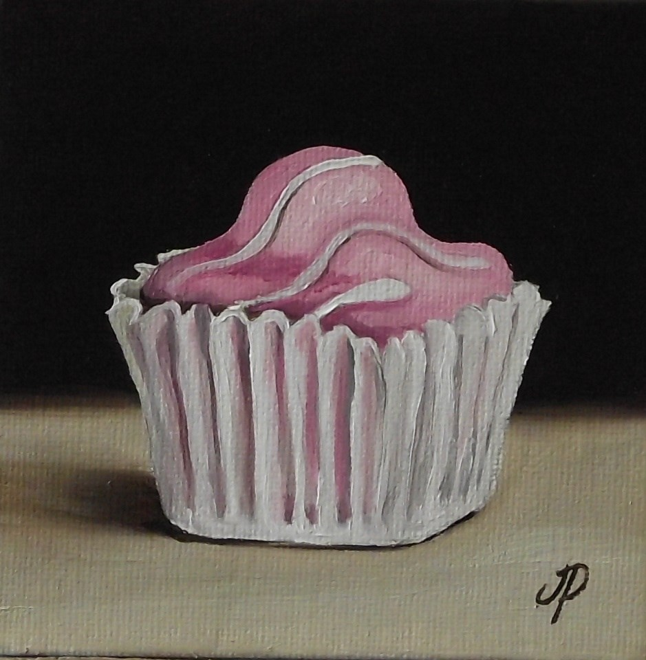 """French Fancies"" original fine art by Jane Palmer"