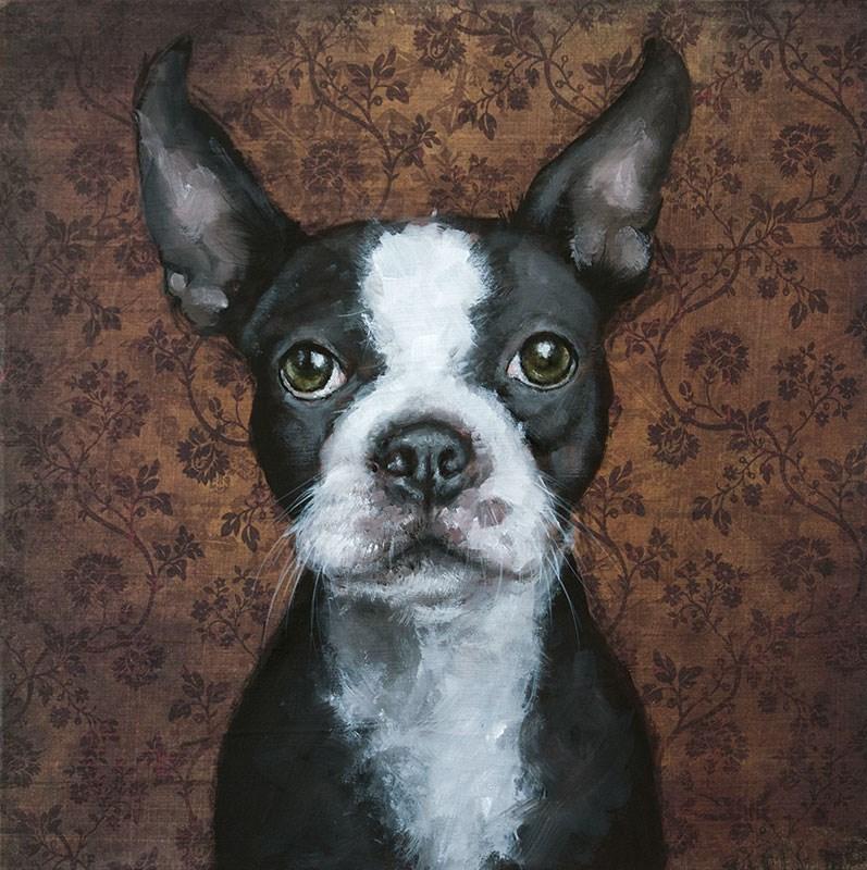 """Marty"" original fine art by Clair Hartmann"