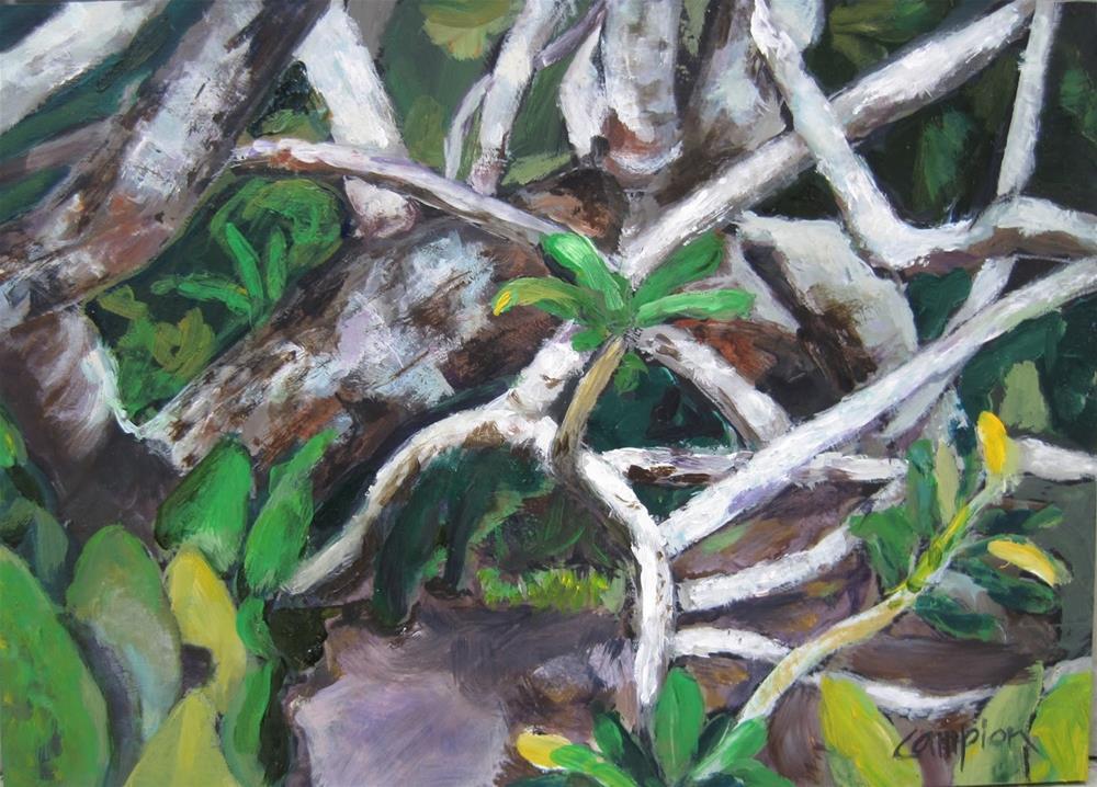"""Every Which Way"" original fine art by Diane Campion"