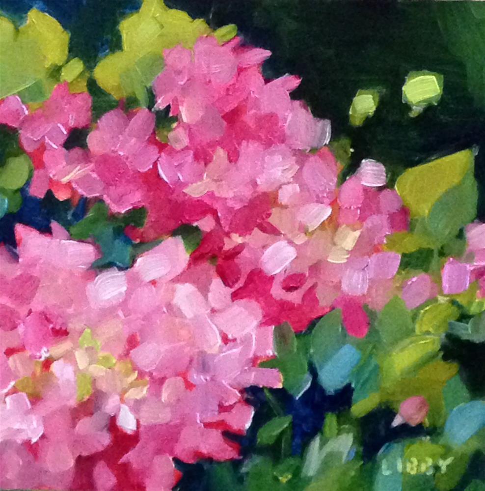 """""""Utopia"""" original fine art by Libby Anderson"""