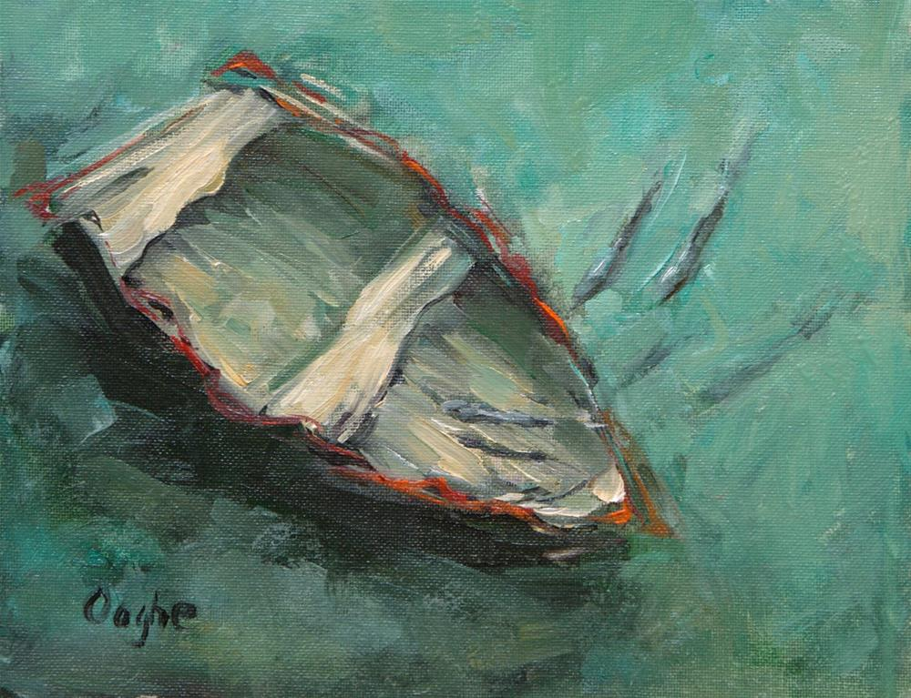 """Submerged"" original fine art by Angela Ooghe"