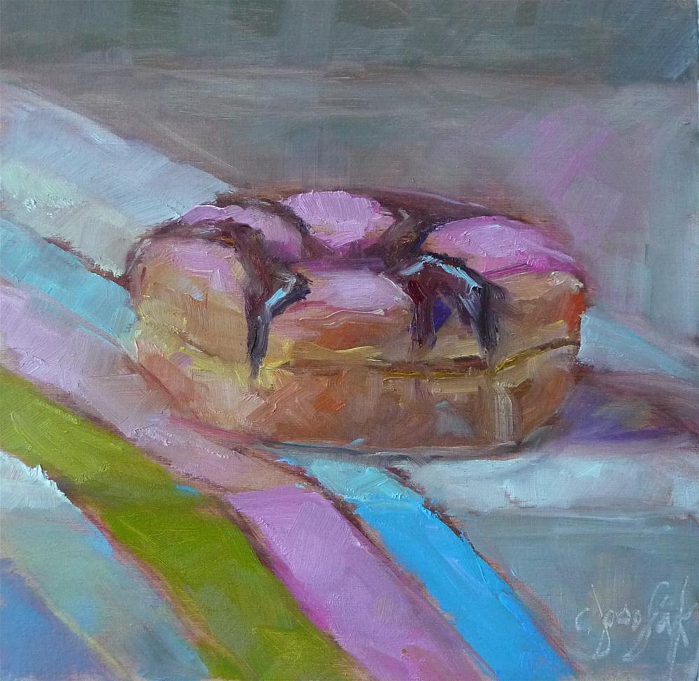 """Sugar Shack"" original fine art by Carol Josefiak"