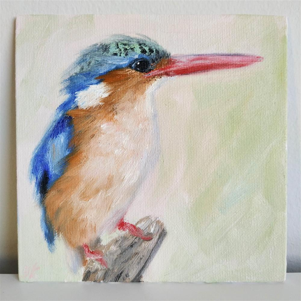 """Amazing Colors of Nature"" original fine art by Iryna Khort"