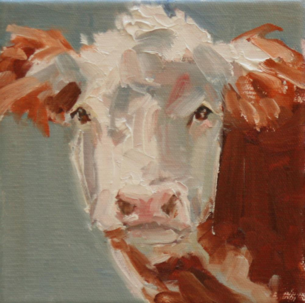 """michelangelo"" original fine art by Carol Carmichael"