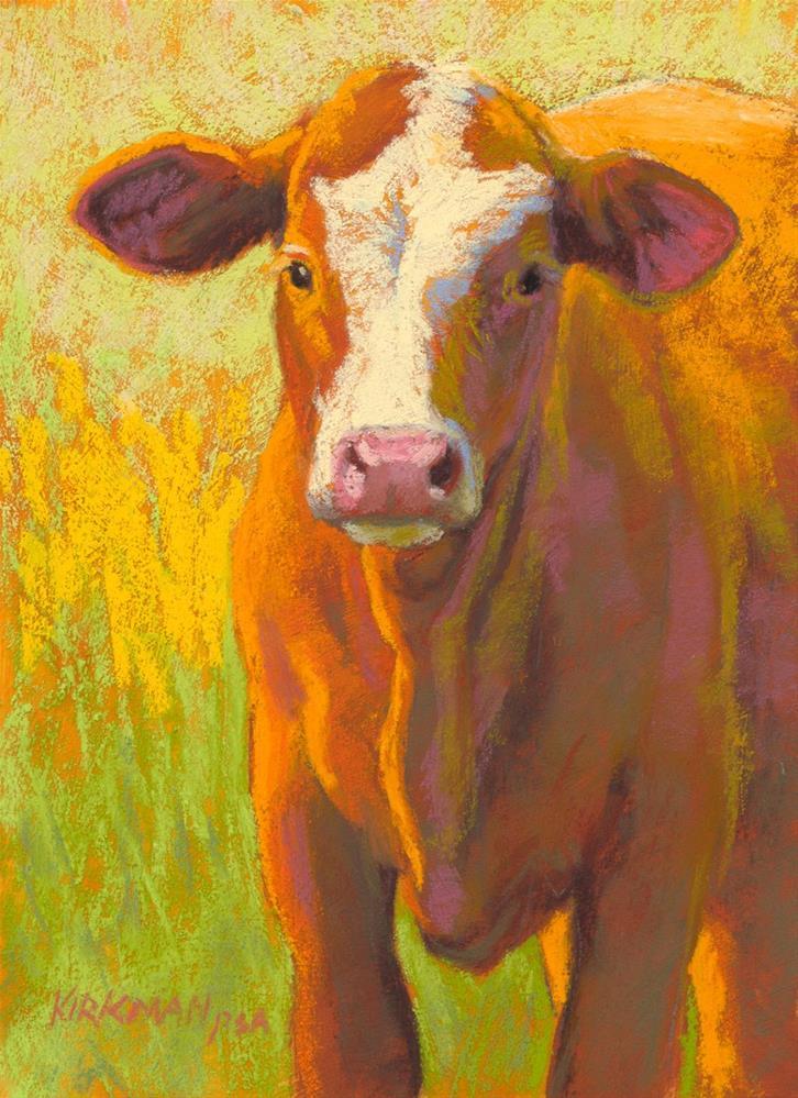 """Barba Coa"" original fine art by Rita Kirkman"