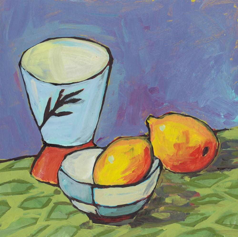 """1173: Simple Things"" original fine art by Brian Miller"