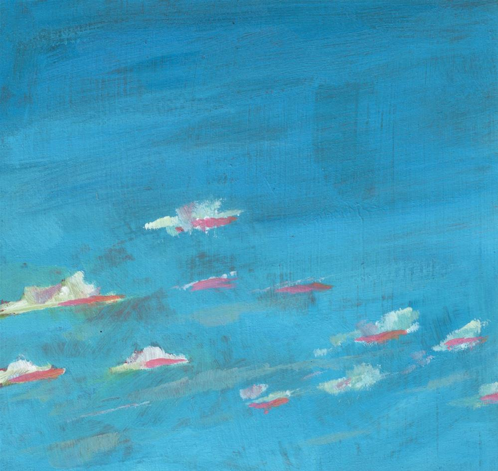 """Potential (#353)"" original fine art by Brian Miller"