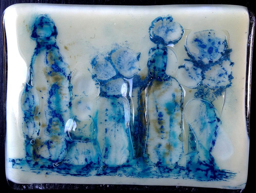 """Bottles"" original fine art by Kristen Dukat"