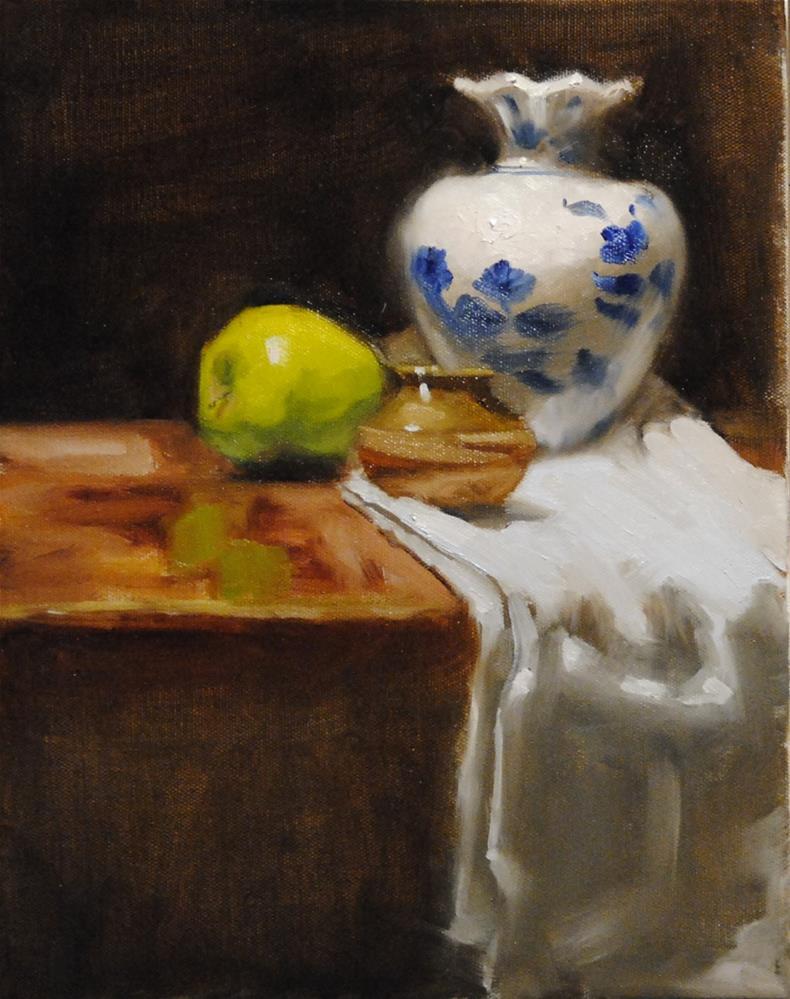 """""""Still Life Study"""" original fine art by Lori Jacobs - Farist"""