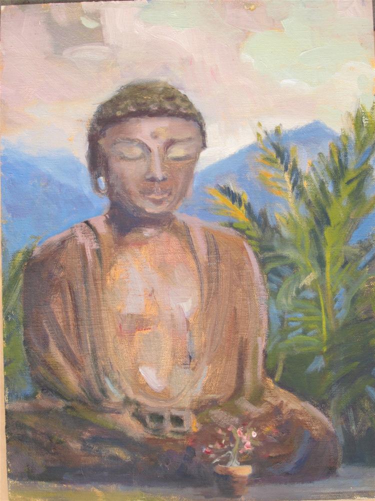 """hawaii"" original fine art by Leigh Alexandra Sparks"