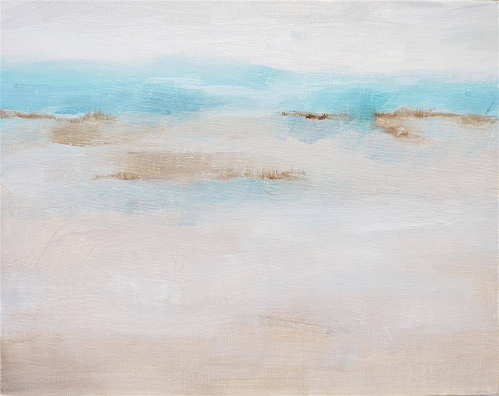 """""""Distance 2"""" original fine art by Catherine Van Berg"""