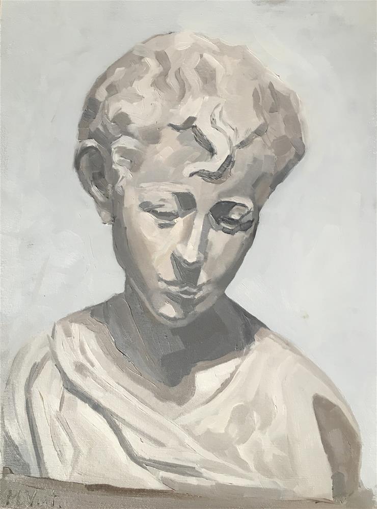 """sculpture"" original fine art by Milda Vaitiekunaite"