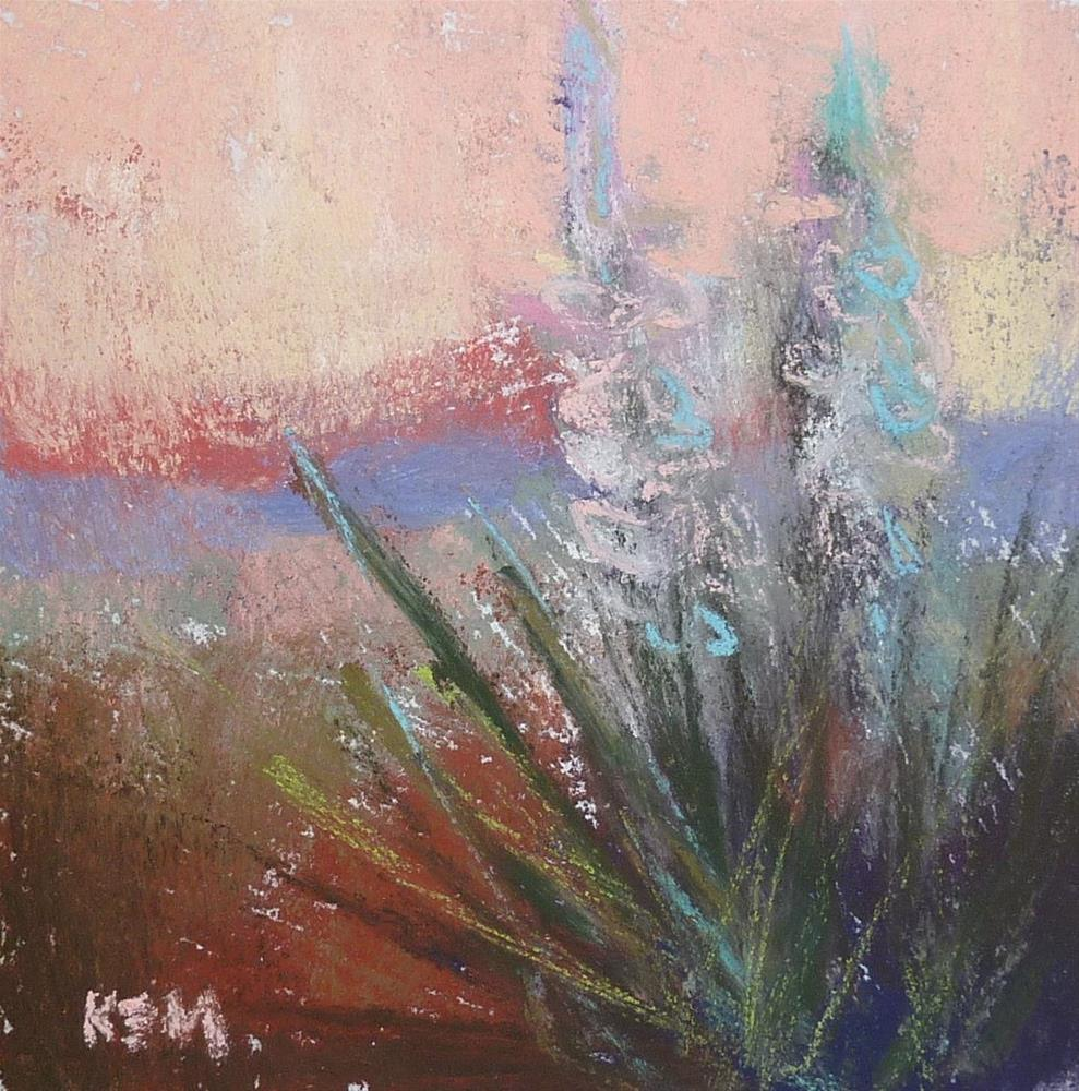 """""""A Great Idea for Daily Painting Practice"""" original fine art by Karen Margulis"""