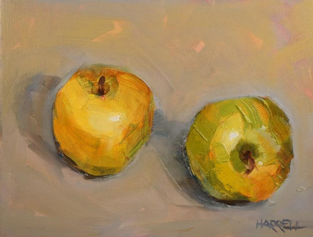 """Duo"" original fine art by Sue Harrell"