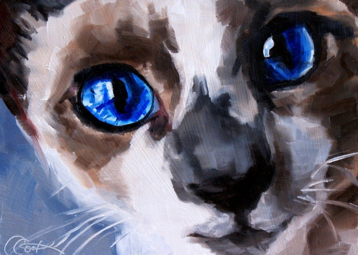 """""""On My Terms"""" original fine art by Crystal Cook"""