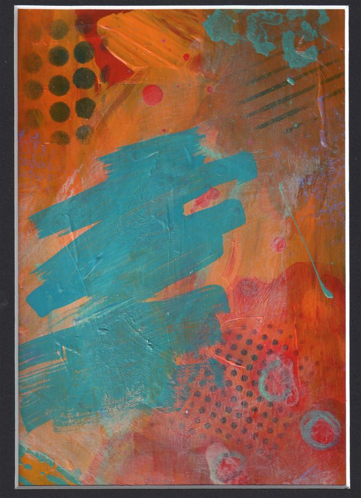 """114"" original fine art by Marie Lynch"