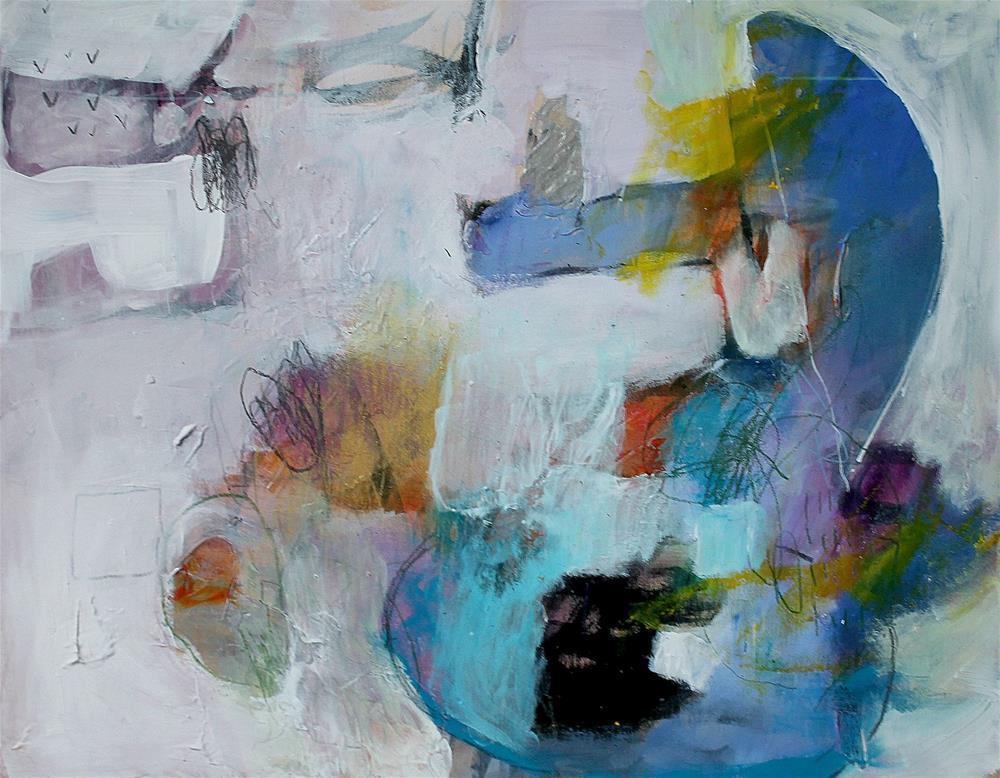 """It Is Enough SOLD "" original fine art by Kerri Blackman"
