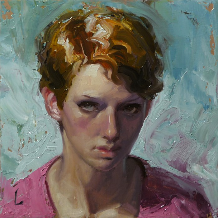 """Ripples"" original fine art by John Larriva"