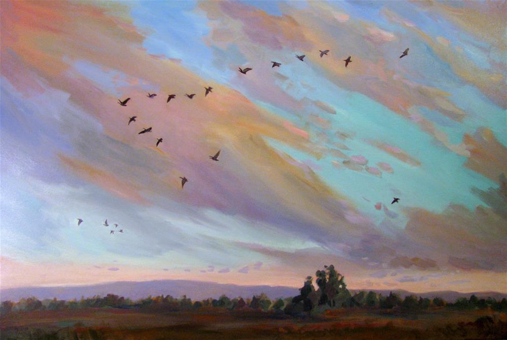 """Moment of Magic"" original fine art by Melissa Gannon"
