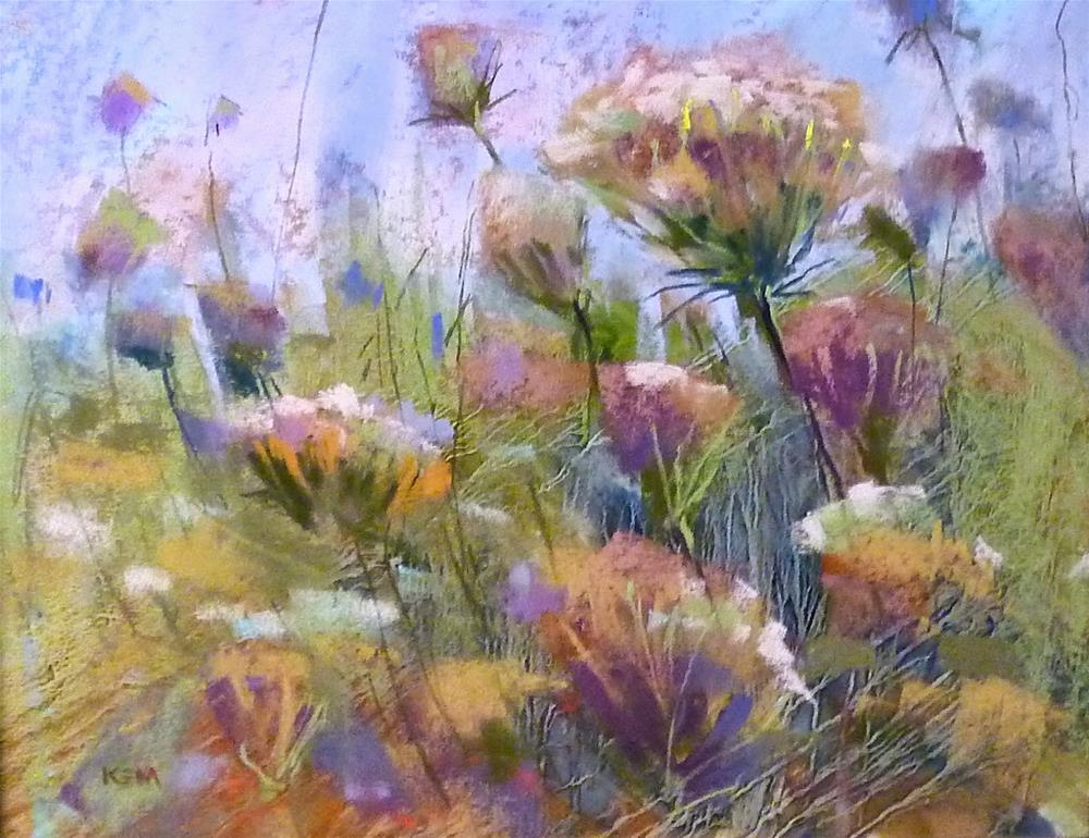 """""""Three Tips for Framing Pastels for an Exhibition"""" original fine art by Karen Margulis"""