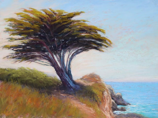 """""""Resilience"""" original fine art by Sharon Lewis"""