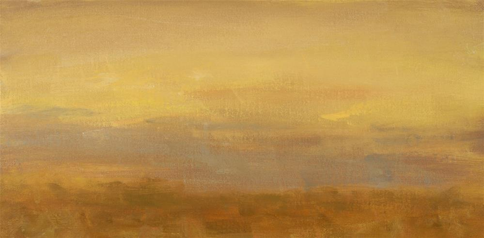 """Sunrise Light"" original fine art by Scott Serafica"