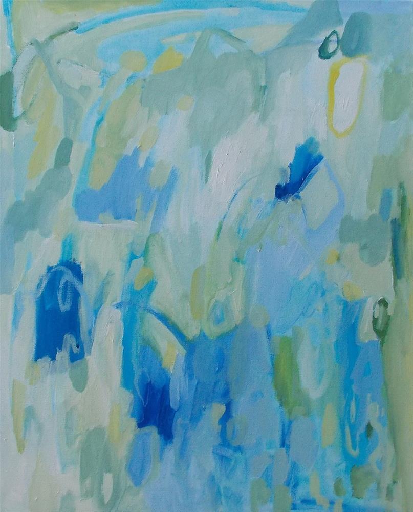 """""""Windfall"""" original fine art by Pamela Munger"""