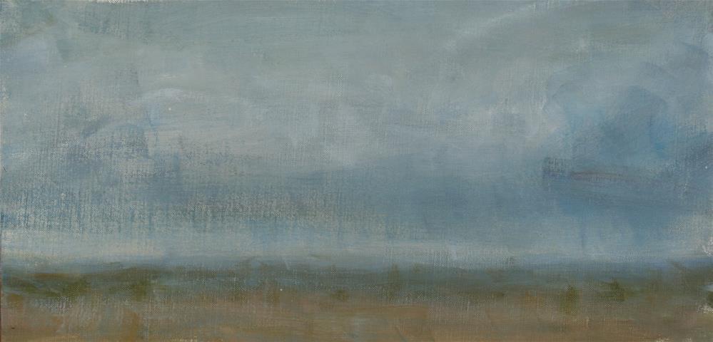 """Rain"" original fine art by Scott Serafica"
