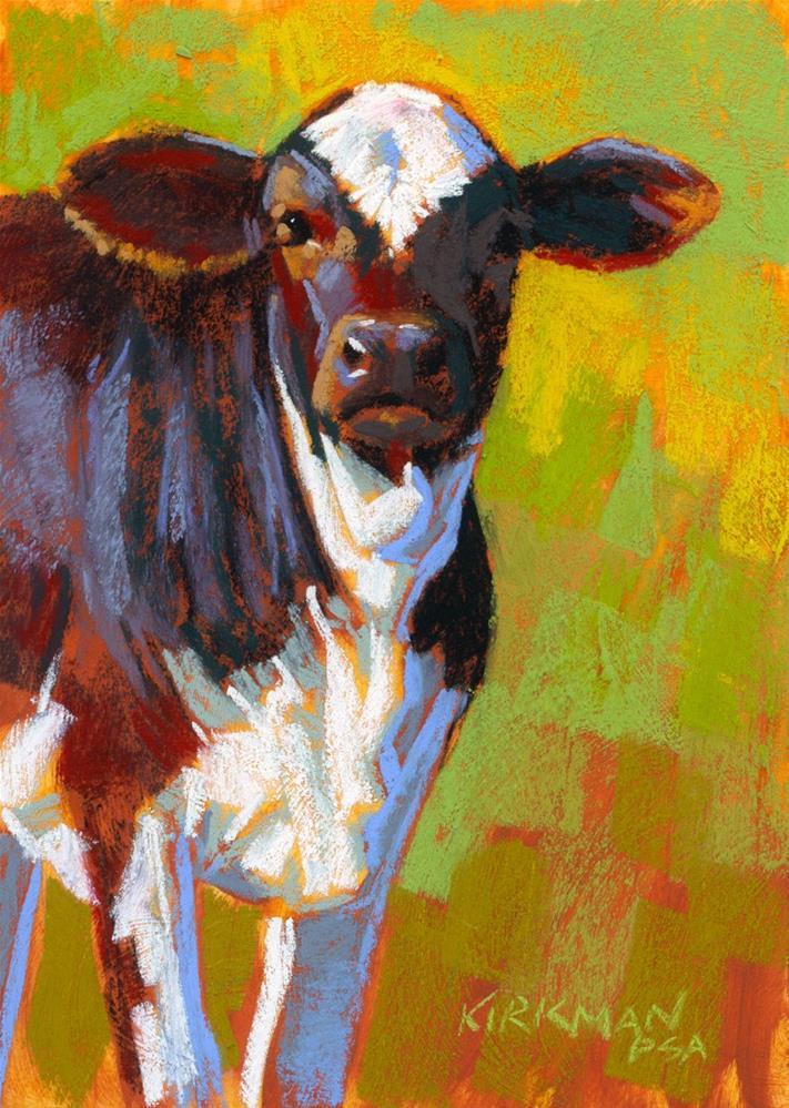 """Vern"" original fine art by Rita Kirkman"