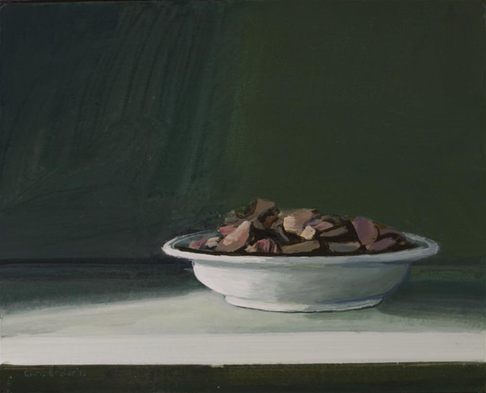 """Sonnenberg Mansion Still Life, Potpourri"" original fine art by Chris Breier"